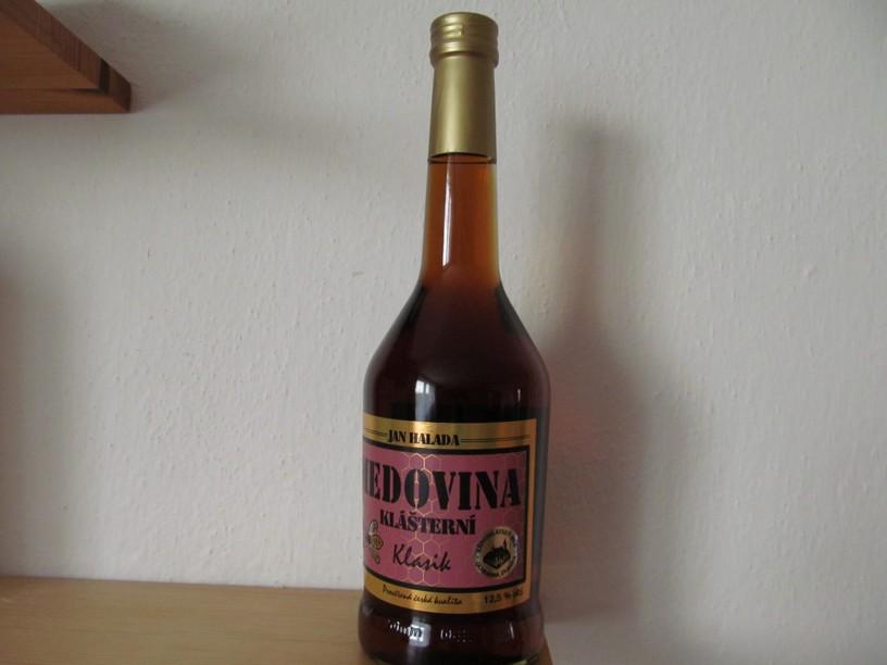 Medovina Klášterní -Halada 12,5%