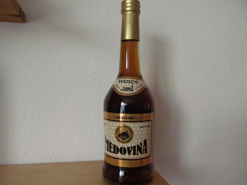 Medovina Sváteční – Halada 13,5%