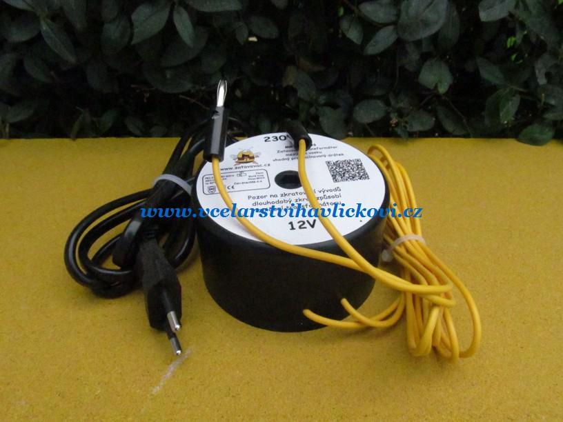 Trafo - zatavovací pocínovaný drátek (Zatavovací transformátor)