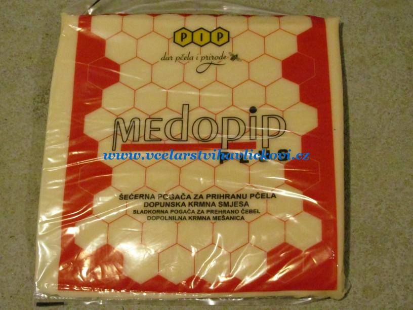 Medopip plus (Včelí chléb)