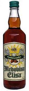 Medovina mandlová - Hromčík