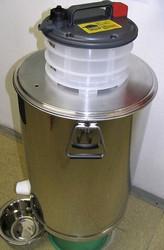 Elektrický vařák na vosk - NEREZ (Vyvíječ páry elektrický nerezový)