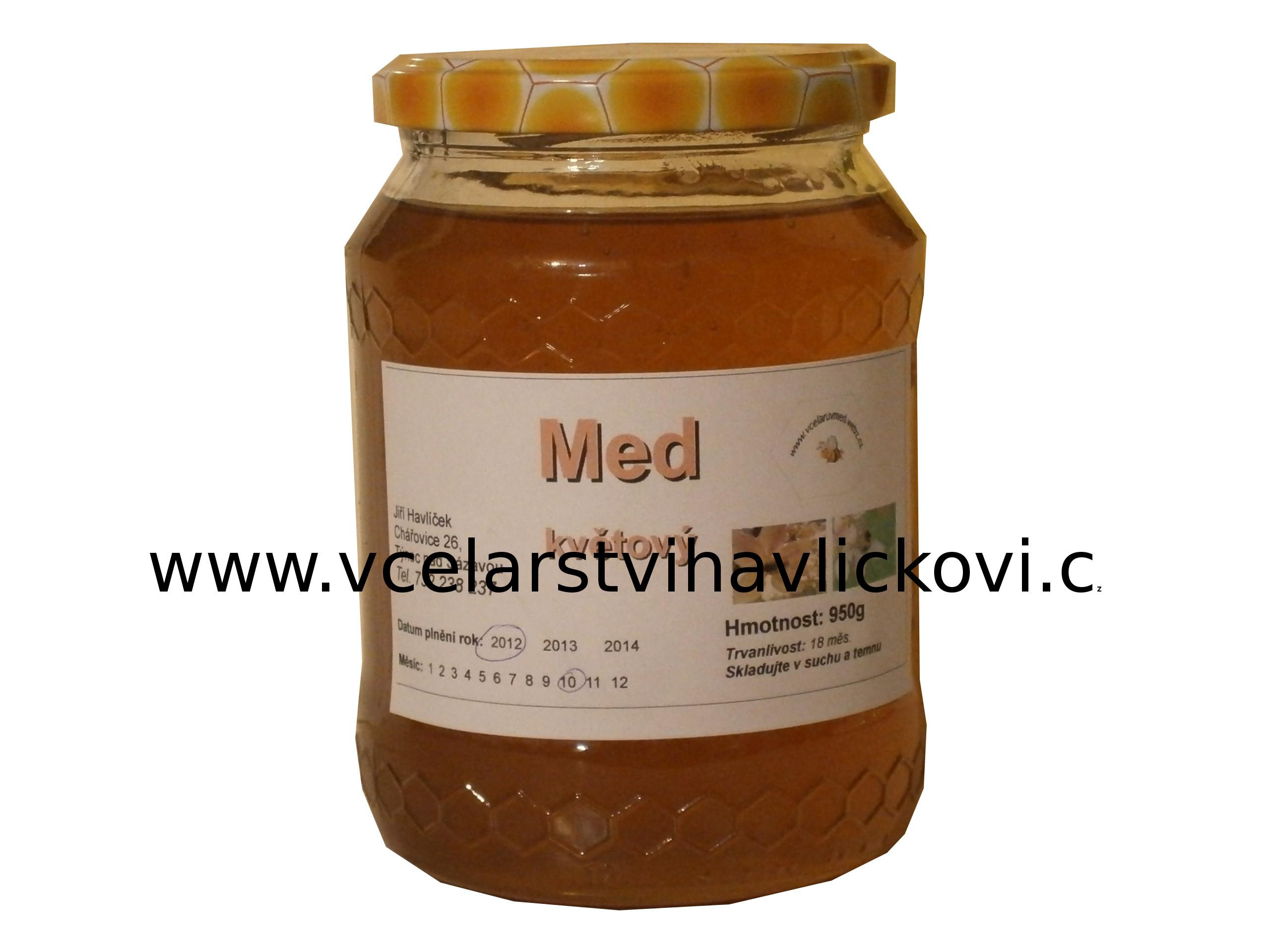 Med - Květový