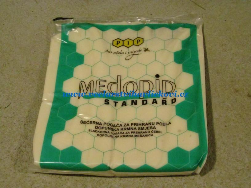 Medopip standart (Včelí chléb)