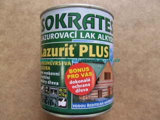 Sokrates Lazurit Plus Mahagon